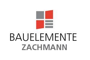 Logo Design für Firma Bauelemente Zachmann aus Forchheim