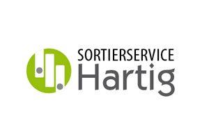 Logogestaltung für Firma Hartig