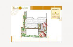 CAD Plan Gestaltung Bella Flora Ebermannstadt