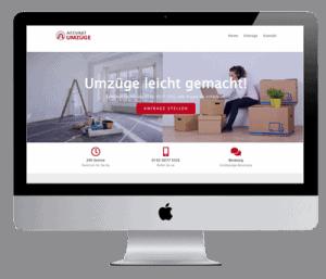 Angebot Webdesign mit WordPress in Forchheim