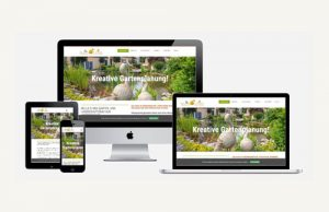 Website Programmierung Bella Flora Ebermannstadt