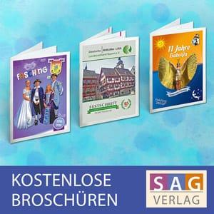 Druck von Festschriften und Broschüren in Forchheim