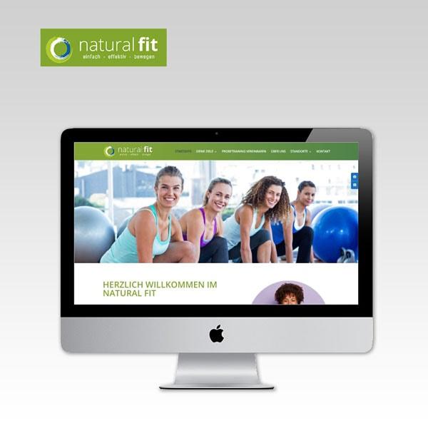 Wordpress Websites Fitness Studio-
